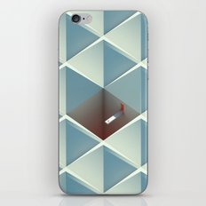 Physica Obscura iPhone & iPod Skin