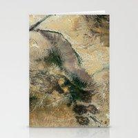 Arizona Nevada North Ame… Stationery Cards