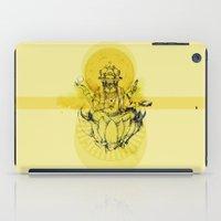 iPad Case featuring Brahma by Lisseau Design Lab