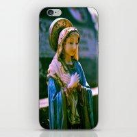 Graveside memory iPhone & iPod Skin
