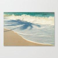 SEA-MY-TREE Canvas Print