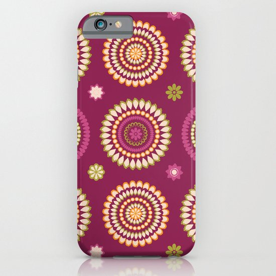 Ethnic Circles iPhone & iPod Case