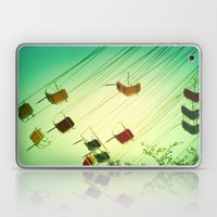 Fly around Laptop & iPad Skin