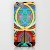 iPhone Cases featuring Movement by thea walstra