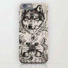 A Wolf in Sheep's Clothing iPhone 6s Slim Case