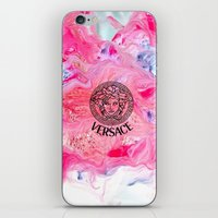 Versace Medusa  iPhone & iPod Skin