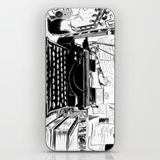 Shakespeare and Company iPhone & iPod Skin