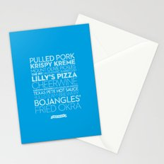 Raleigh — Delicious City Prints Stationery Cards