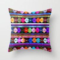 Mexicali #2 Throw Pillow