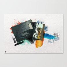 İstanbul :) Canvas Print