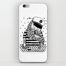 Amour éternel. iPhone & iPod Skin