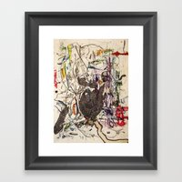 The Lady Who Gave Me A S… Framed Art Print