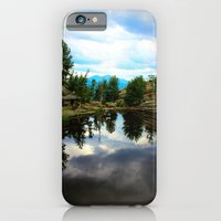 iPhone & iPod Case featuring Gem Lake by Stolen Milk