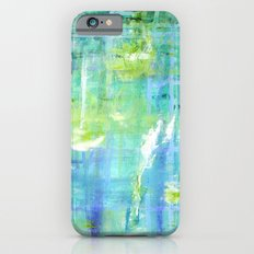 Greens and Blues Slim Case iPhone 6s