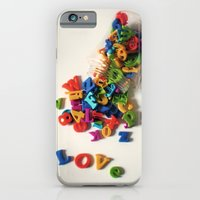 iPhone & iPod Case featuring Love Letters by basilique