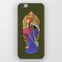 For The First Time In Fo… iPhone & iPod Skin