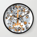 game grumps Wall Clock