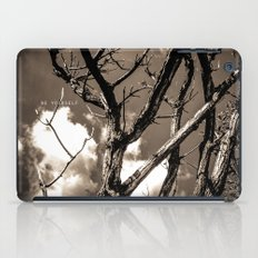 BE YOURSELF iPad Case