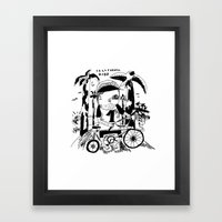 California Kidz Framed Art Print
