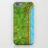 Caterpillar Shoe Fetish iPhone 6 Slim Case