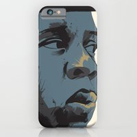 iPhone & iPod Case featuring Who Wanna Bet Us by Chris Bliss