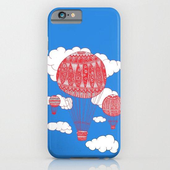 Hot Air Balloon iPhone & iPod Case