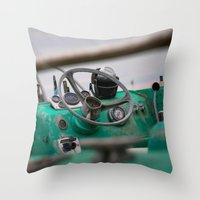 Dreaming Of A Wake Throw Pillow