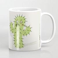 Infected Spine  Mug