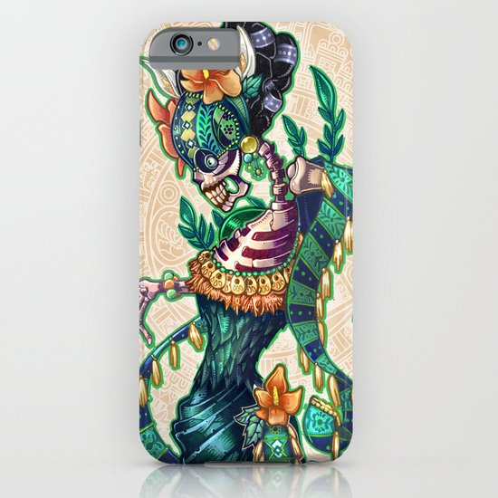 Dance of the Dead iPhone & iPod Case