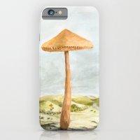 Mushland - Watercolors iPhone 6 Slim Case