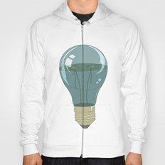 Life in a lightbulb. Night Hoody