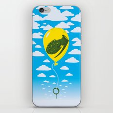 About To Pop iPhone & iPod Skin