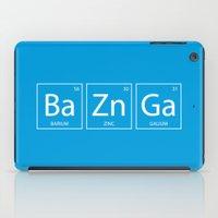 Bazinga iPad Case