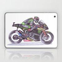 Ballpoint Pen, 4, Andrea Dovizioso Laptop & iPad Skin