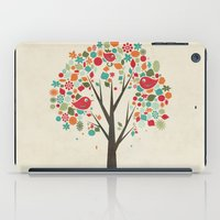 Home Birds iPad Case