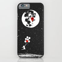 iPhone & iPod Case featuring Destination Moon by Adil Siddiqui