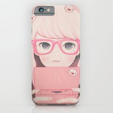 「Gamegirl Girl」  iPhone 6 Slim Case