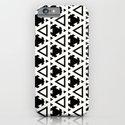 Jeremiassen Black & White iPhone & iPod Case