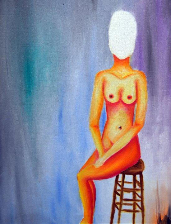 Make Me Who You Desire Canvas Print