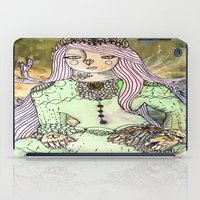 Princess Flora iPad Case