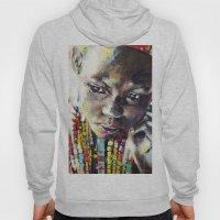 Reverie - Ethnic African portrait Hoody