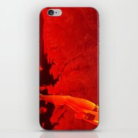 Jump into it iPhone & iPod Skin