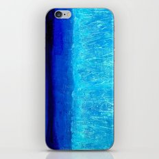 Blue Serenity iPhone & iPod Skin