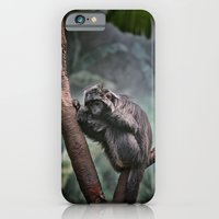 iPhone & iPod Case featuring A Sense of Sadness by Karol Livote