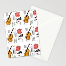 I miss you sometimes Stationery Cards