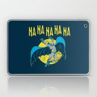Nocturnal Song Laptop & iPad Skin