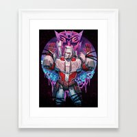 The Changed Man Framed Art Print