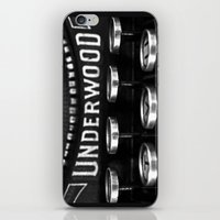 Vintage Style No. 5 iPhone & iPod Skin