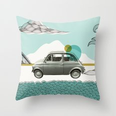 Cinquecento Throw Pillow