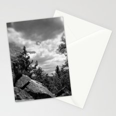 Storm a coming Stationery Cards